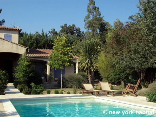 South of France Saint Savournin, Provence - 4 Bedroom apartment - Apartment reference PR-1172