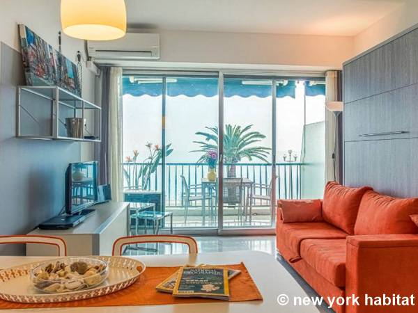 South of France Nice, French Riviera - 1 Bedroom apartment - Apartment reference PR-1217