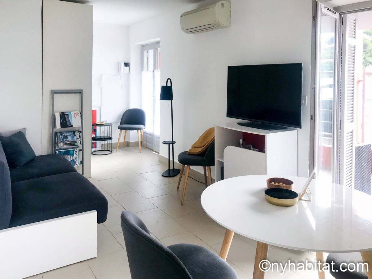 South of France Villefranche Sur Mer, French Riviera - Studio apartment - Apartment reference PR-1226