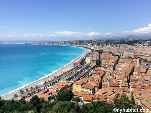 South of France Nizza, French Riviera - 1 Bedroom apartment - Apartment reference PR-1230