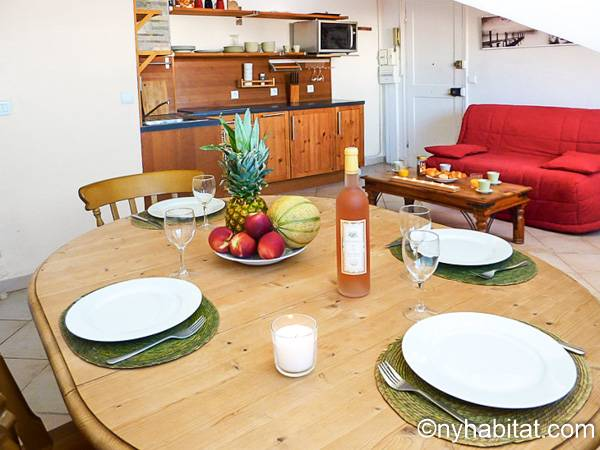 South of France Nice, French Riviera - 1 Bedroom accommodation - Apartment reference PR-1251