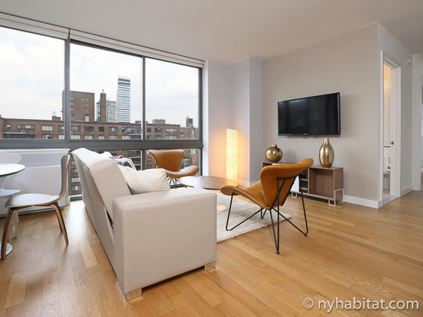 Apartment photo: One of our many furnished apartments in New York City