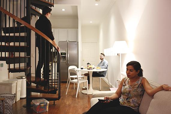 wohnungen in new york city angebotene leistungen. Black Bedroom Furniture Sets. Home Design Ideas