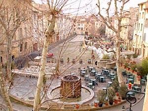 """Exposición de ¨Picasso Cézanne"""" en el Museo Granet de Aix en Provence"""