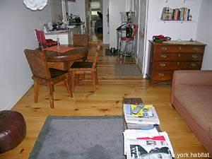 Apartamento de 1 dormitorio en el East Village, Nueva York (NY-11155)