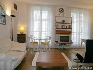 Apartamento de 2 dormitorios en Montorgueil, París (PA-3246)