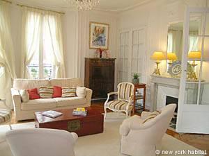 Apartamento de 2 dormitorios en Saint Michel, París (PA-3703)