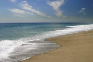 Un día en la playa en Nueva York