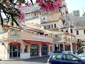 Disfrute de los placeres culinarios de Marsella