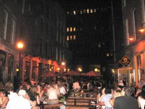 Stone Street en Nueva York – el tesoro escondido del Distrito Financiero