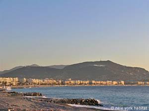 Niza, Francia: bonita de lejos y de cerca, y aún mejor desde su propio apartamento
