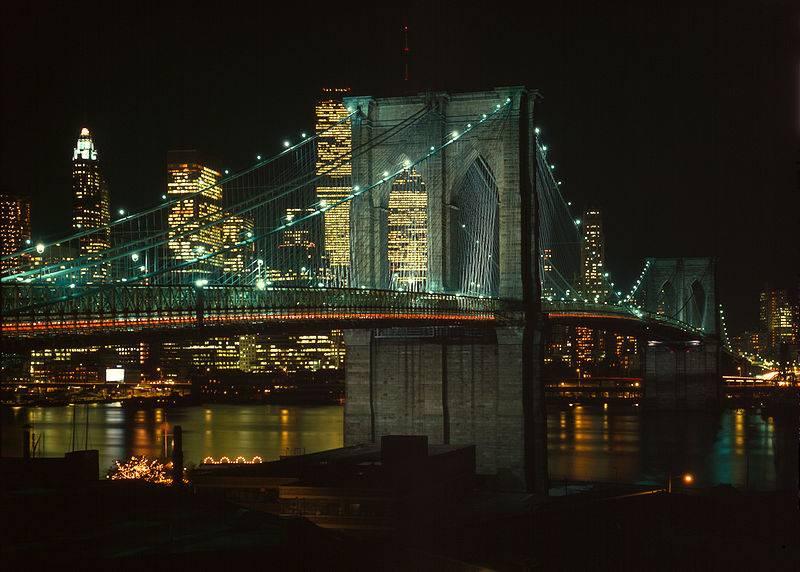 Hitos literarios de Nueva York – los 5 principales: Brooklyn