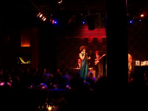 La escena musical de Nueva York: Joe's Pub