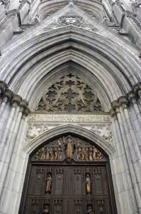 La Catedral de St. Patrick en Nueva York