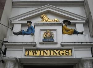 Salones de té en Londres