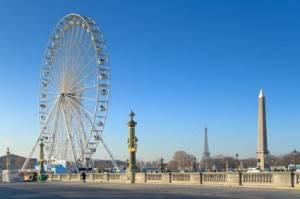 Reciba la primavera en la Foire du Trône de París