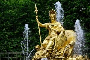 Las aguas musicales de Versalles