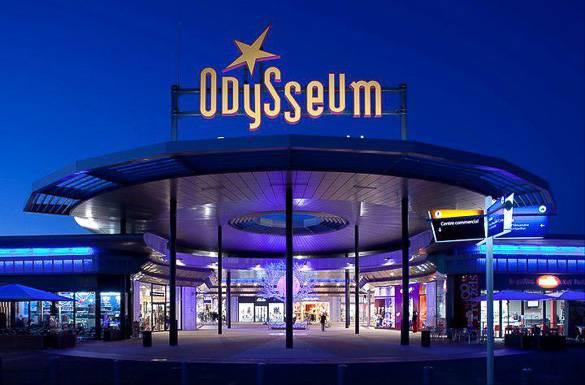 Fotografía del Odysseum de Montpellier