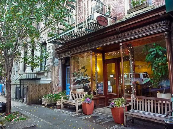 Imagen del Café Grumpy en Manhattan