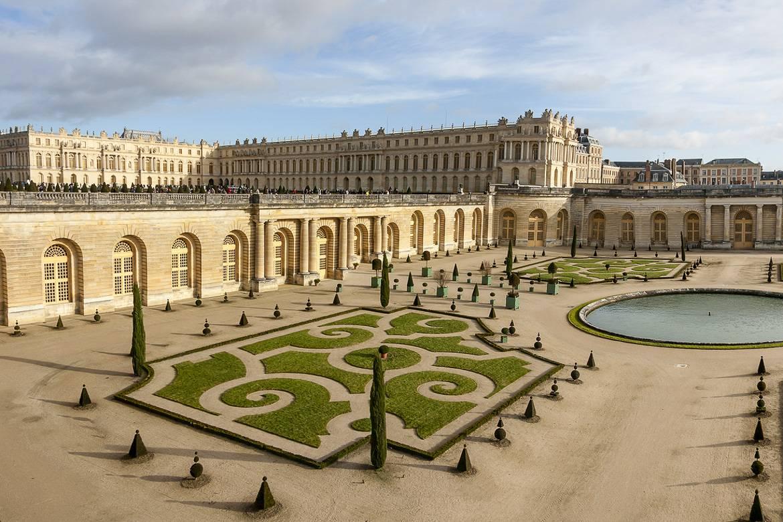 Imagen del Castillo de Versalles
