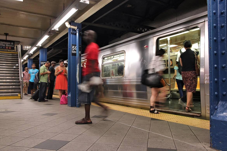 Imagen de la estación de metro 59th Street-Columbus Circle