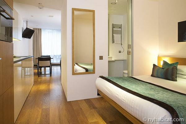 Apartamentos para viajes de fin de semana a londres el blog de new york habitat - Apartamento en londres ...