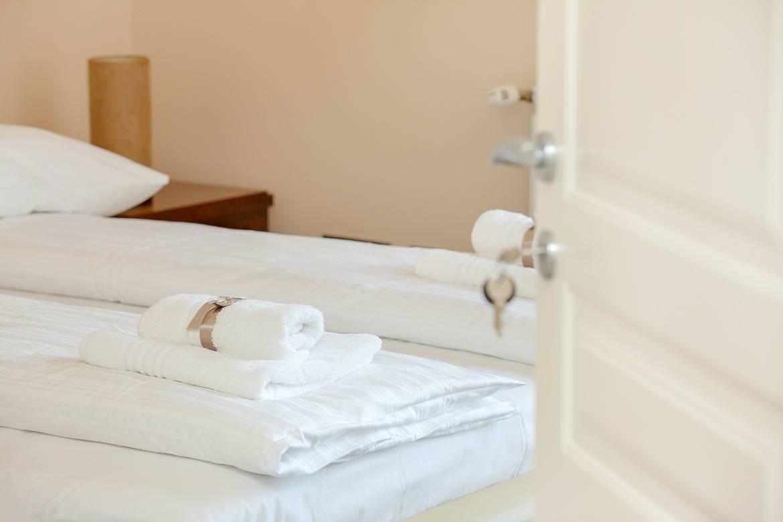 Añada suavizante a las sábanas para que sea más acogedor