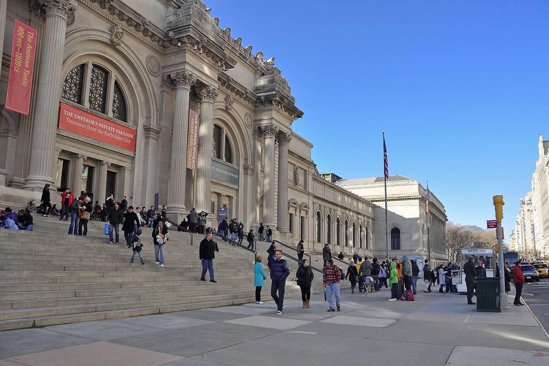Imagen del Museo de Arte Metropolitano