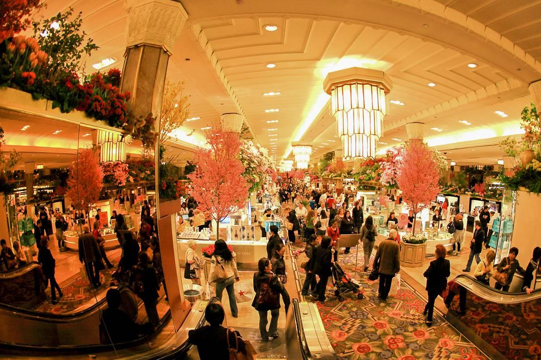 Imagen del Show de Flores de Macy's