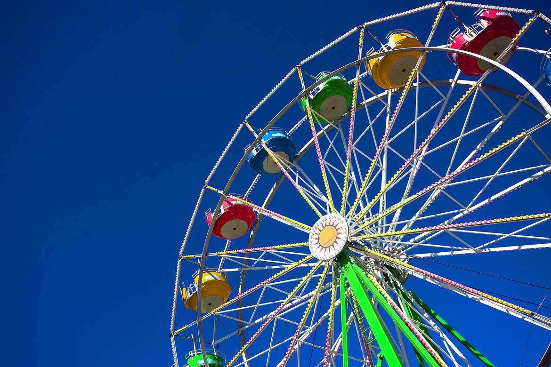 Imagen de la Feria del Trono