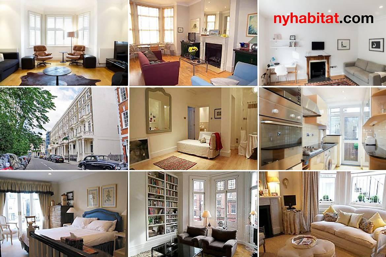 Imagen de apartamentos con descuento en South Kensington