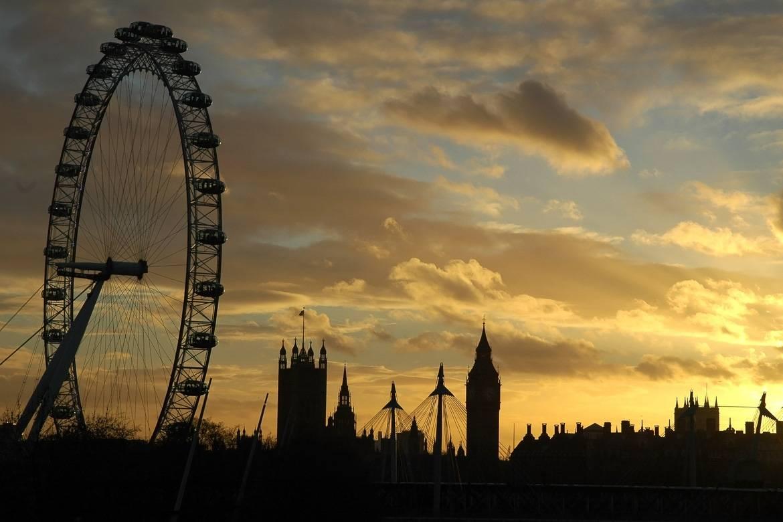 Imagen del Ojo de Londres