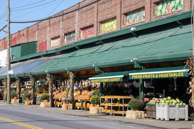 Imagen del Gerardi's Farmers Market en Staten Island