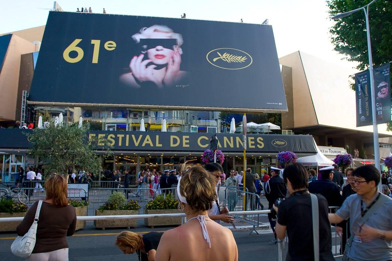 Imagen del Festival de Cine de Cannes