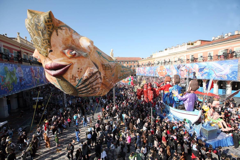 Imagen del Carnaval de Niza