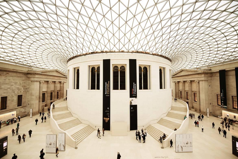 Foto del Museo Británico