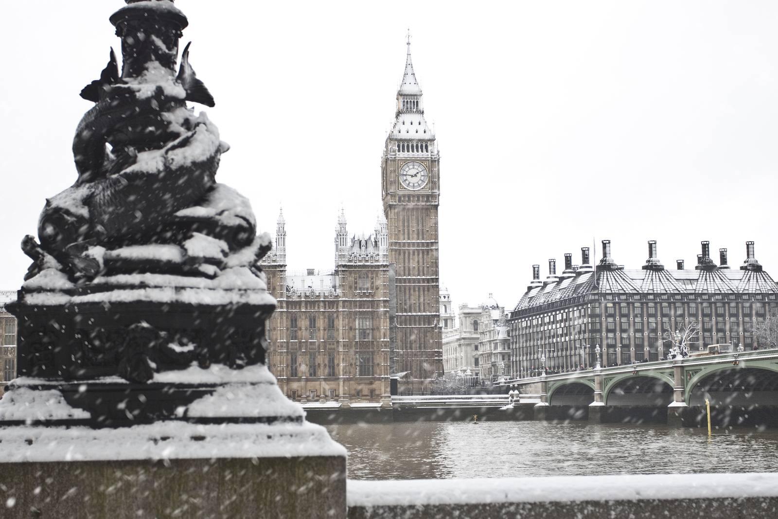 Las 10 mejores cosas para hacer con niños durante el invierno en Londres