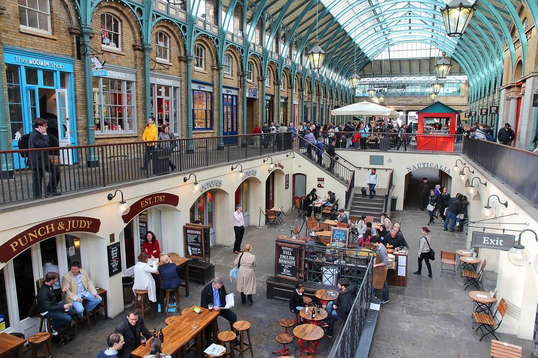 Imagen del Mercado de Camden