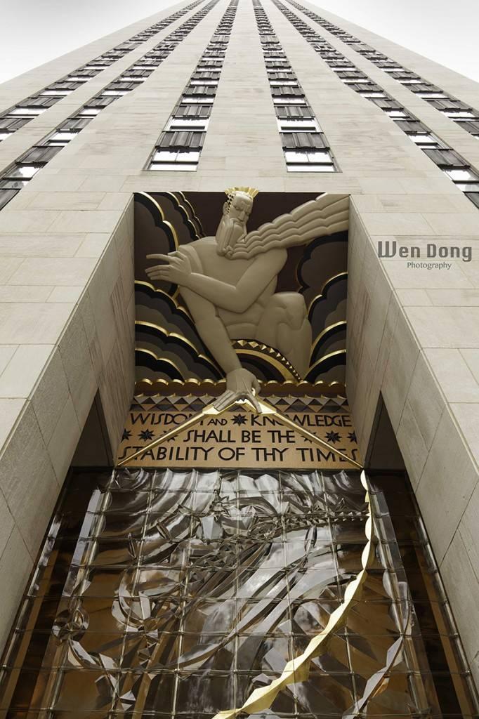 Imagen del Centro Rockefeller