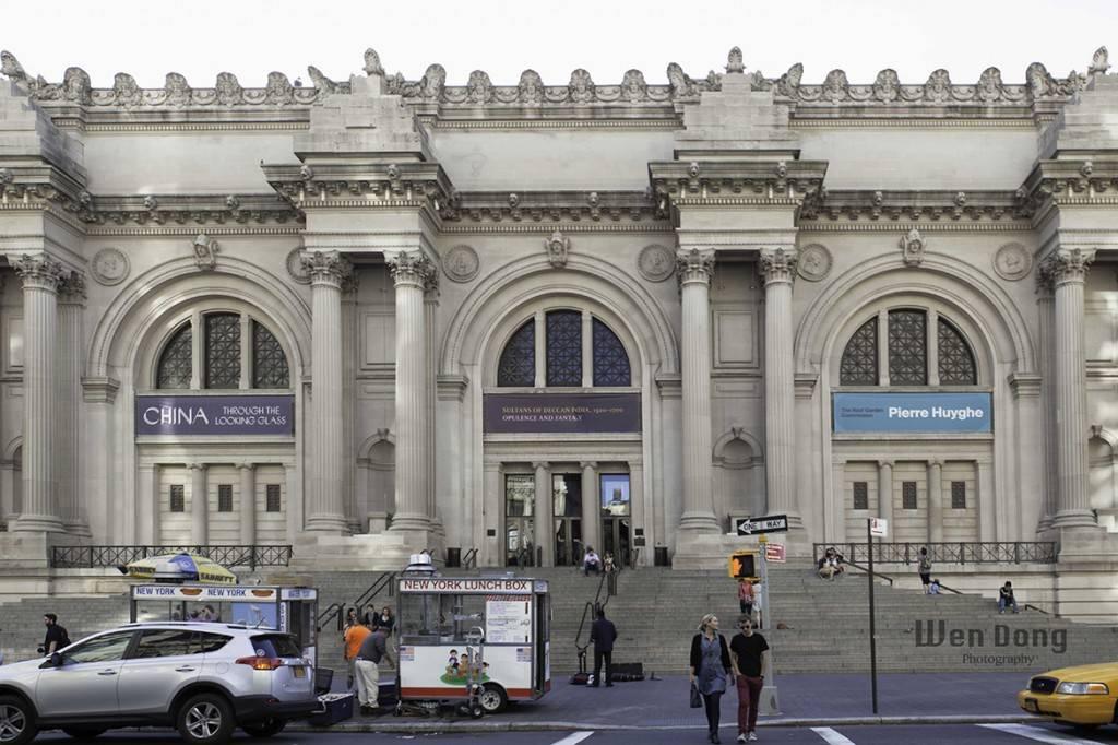 Imagen del Museo Metropolitano de Arte