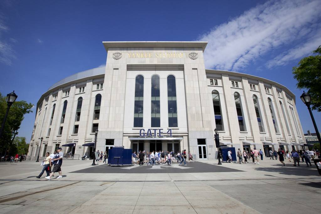 Imagen del Yankee Stadium