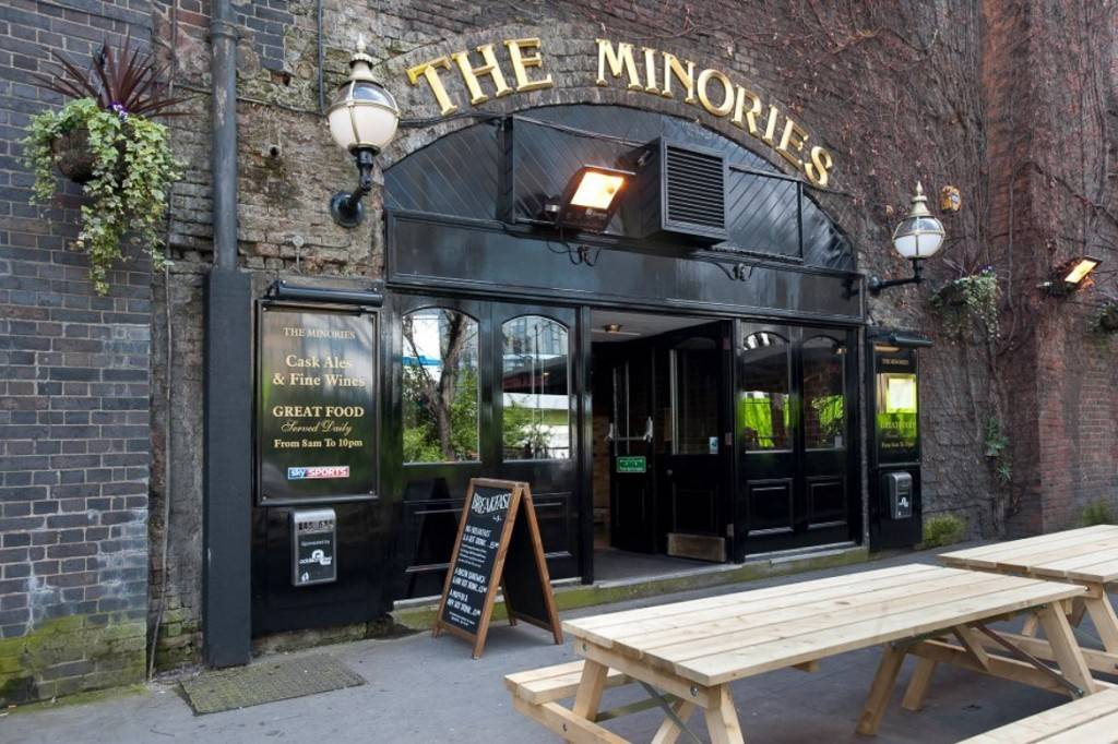 Imagen del pub The Minories