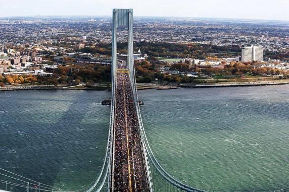 6  buenas rutas para hacer footing por Nueva York