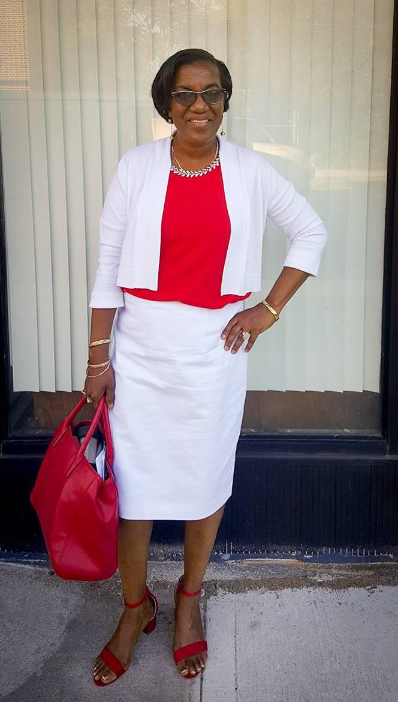 Fotografía de Yvonne, una de las anfitrionas de New York Habitat.