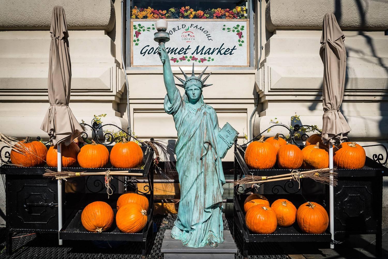 18 ideas espeluznantes para un Halloween en Nueva York