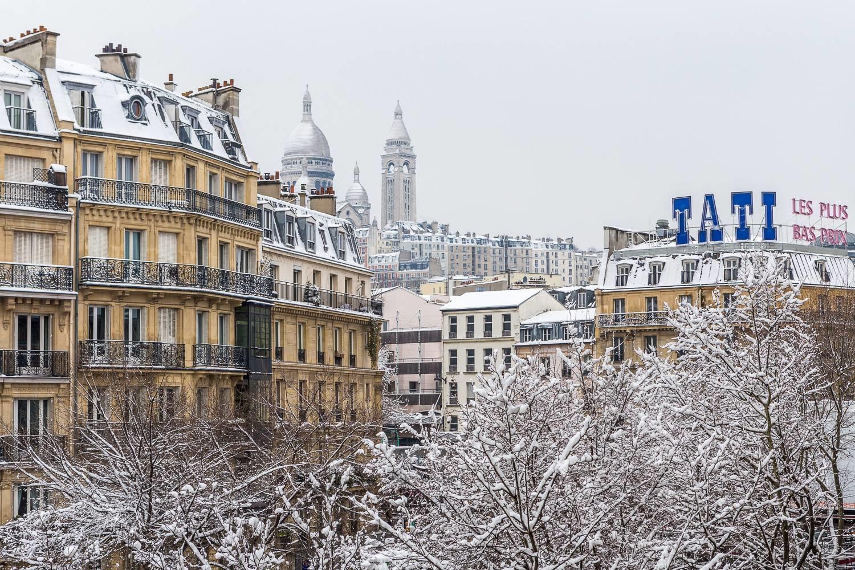 Sabor parisino y alegría navideña: la guía de invierno de París